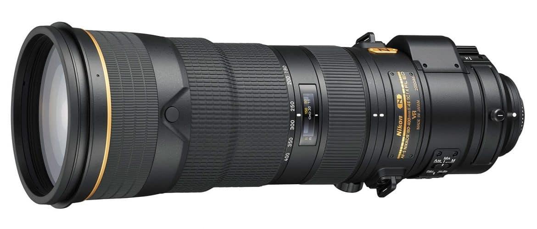Nikon AF-S 180-400mm f/4 E TC 1.4x FL ED VR